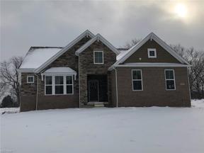 Property for sale at 1343 Skyland Falls Boulevard, Hinckley,  Ohio 44233