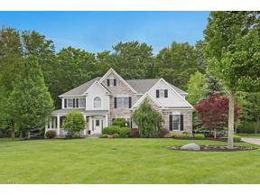 Property for sale at 36825 Broadstone Drive, Solon,  Ohio 44139