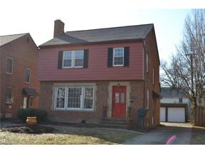 Property for sale at 2300 Canterbury Road, University Heights,  Ohio 44118