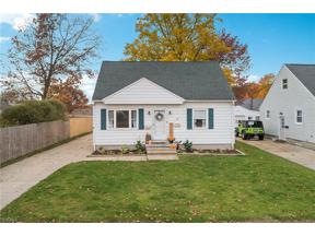 Property for sale at 2816 12th Street, Cuyahoga Falls,  Ohio 44223