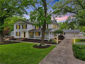 Property for sale at 333 Aurora Street, Hudson,  Ohio 44236