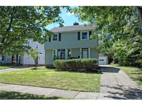 Property for sale at 3782 Covington Road, South Euclid,  Ohio 44121