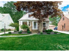 Property for sale at 4109 W 214th Street, Fairview Park,  Ohio 44126