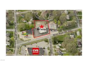 Property for sale at 130 Akron Road, Wadsworth,  Ohio 44281