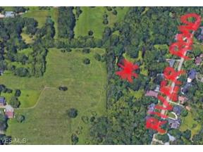 Property for sale at River Road, Olmsted Falls,  Ohio 44138