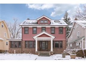 Property for sale at 3114 Corydon Road, Cleveland Heights,  Ohio 44118