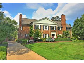 Property for sale at 2700 Chesterton Road, Shaker Heights,  Ohio 44122