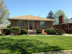 Property for sale at 14220 Arlis Ave, Cleveland,  Ohio 44111