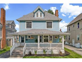 Property for sale at 1477 Wyandotte Avenue, Lakewood,  Ohio 44107