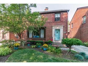 Property for sale at 2366 Traymore Road, University Heights,  Ohio 44118