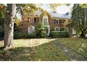 Property for sale at 2975 Attleboro Road, Shaker Heights,  Ohio 44120