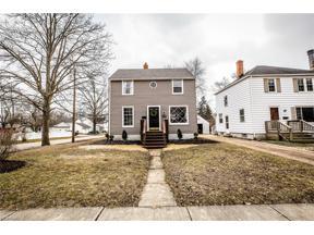 Property for sale at 206 Johnson Avenue, Cuyahoga Falls,  Ohio 44221