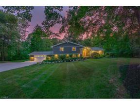 Property for sale at 6000 Briardale Lane, Solon,  Ohio 44139