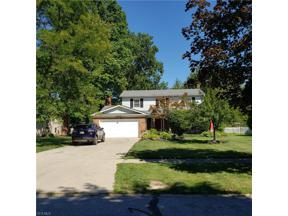 Property for sale at 6579 Wedgewood Drive, North Olmsted,  Ohio 44070