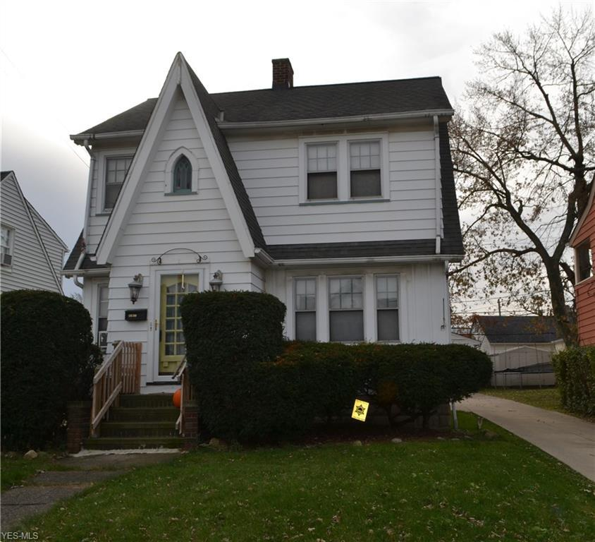 Photo of home for sale at 10700 Vernon Avenue, Garfield Heights OH