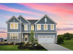 Property for sale at S/L 612 San Antonio Way, Avon,  Ohio 44011