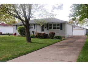 Property for sale at 753 Crestline Avenue, Amherst,  Ohio 44001