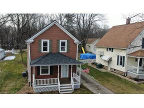 Property for sale at 21 S 4th Street, Rittman,  Ohio 44270