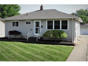 Property for sale at 15487 Meigs Boulevard, Brook Park,  Ohio 44142