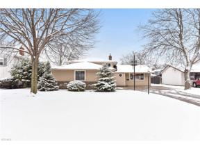 Property for sale at 24993 Fawn Drive, North Olmsted,  Ohio 44070