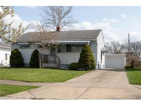 Property for sale at 15901 Richard Drive, Brook Park,  Ohio 44142