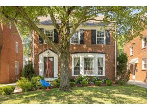 Property for sale at 3710 Ingleside Road, Shaker Heights,  Ohio 44122
