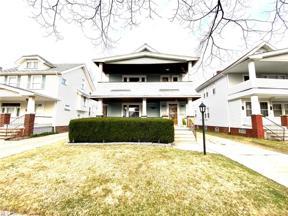 Property for sale at 2117 Waterbury Road, Lakewood,  Ohio 44107