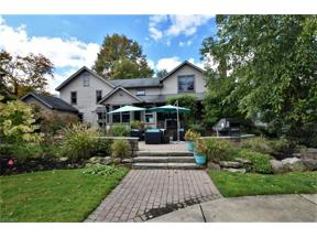 Property for sale at 1317 Bell Road, Chagrin Falls,  Ohio 44022