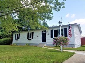 Property for sale at 439 Morgan Court, Lagrange,  Ohio 44050