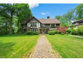 Property for sale at 2256 Stillman Road, Cleveland Heights,  Ohio 44106