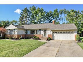 Property for sale at 5707 Faraday Road, Lyndhurst,  Ohio 44124