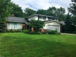 Property for sale at 1921 Winchester Road, Lyndhurst,  Ohio 44124