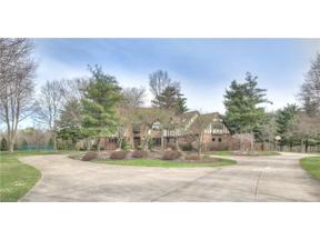Property for sale at 2799 Old Mill Road, Hudson,  Ohio 44236