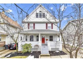 Property for sale at 1483 Roycroft Avenue, Lakewood,  Ohio 44107