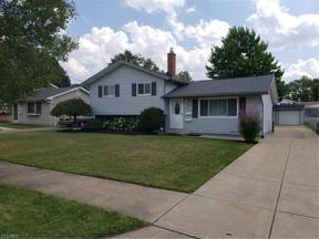 Property for sale at 13661 Brookhaven Boulevard, Brook Park,  Ohio 44142