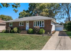 Property for sale at 6317 Mariana Drive, Parma Heights,  Ohio 44130