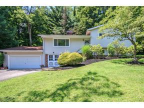 Property for sale at 14830 Watt Road, Novelty,  Ohio 44072