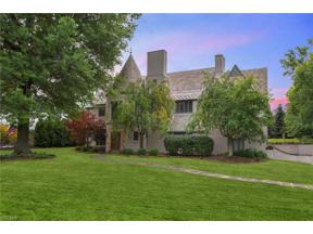 Property for sale at 18102 Parkland Drive, Shaker Heights,  Ohio 44122