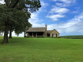 Property for sale at 4450 N 110 Road, Beggs,  Oklahoma 74421