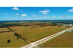 Property for sale at Hwy 75 Highway, Mounds,  Oklahoma 74047