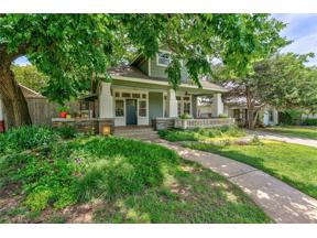 Property for sale at 1624 NW 32nd Street, Oklahoma City,  Oklahoma 73118