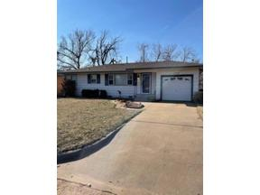 Property for sale at 1714 W Thompson Avenue, Enid,  Oklahoma 73703