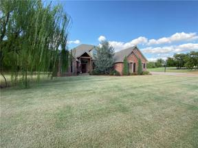 Property for sale at 13057 Oak Hill Drive, Piedmont,  Oklahoma 73078