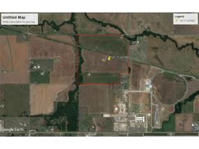 Property for sale at E ELM & EVANS RD Road, El Reno,  Oklahoma 73036