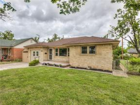Property for sale at 1901 Sheffield Road, The Village,  Oklahoma 73120