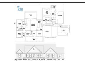 Property for sale at 801 S Cimarron Road, Yukon,  Oklahoma 73099