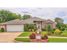 Property for sale at 2104 Fair Meadow Drive, Edmond,  Oklahoma 73003