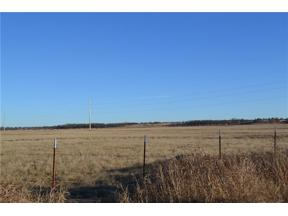 Property for sale at Highway 102 240 Acres Highway, Shawnee,  Oklahoma 74801