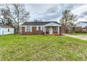 Property for sale at 202 W Peach Street, Midwest City,  Oklahoma 73110