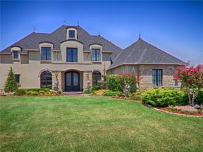 Property for sale at 16817 Shorerun Drive, Edmond,  Oklahoma 73012